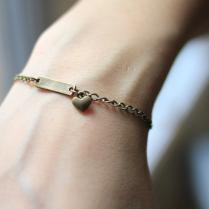"Bracelet ""Caroline"" 8€"