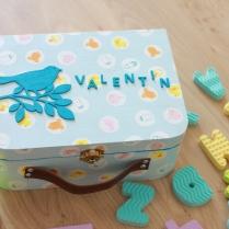 """Valisette enfant """"Valentin"""" 22€"""