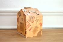 Boîte à mouchoirs vintage 15€